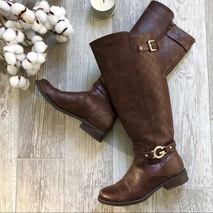 G BY GUESS winter boots